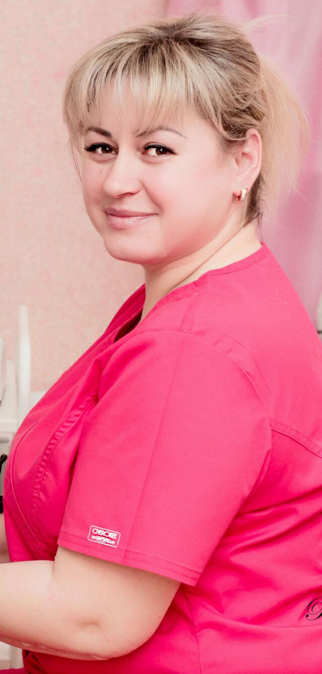 Хоменко Ксения Александровна